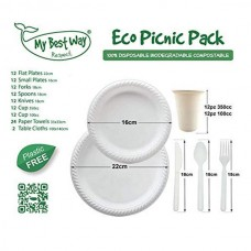 Eco Picnic Pack - 2pc Free Shipping