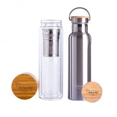 Double Wall Bottle + Stainless Steel Thermos
