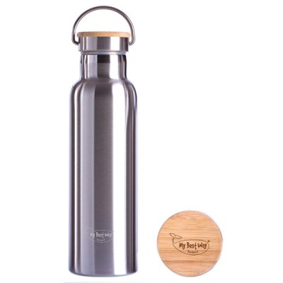 Stainless Steel Bottle Thermos 600ml